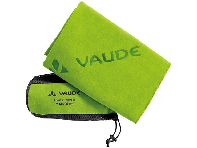 VAUDE Sports II Towel S, pistachio